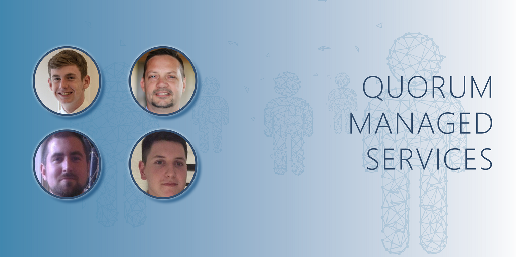 Meet the Team – Managed Services