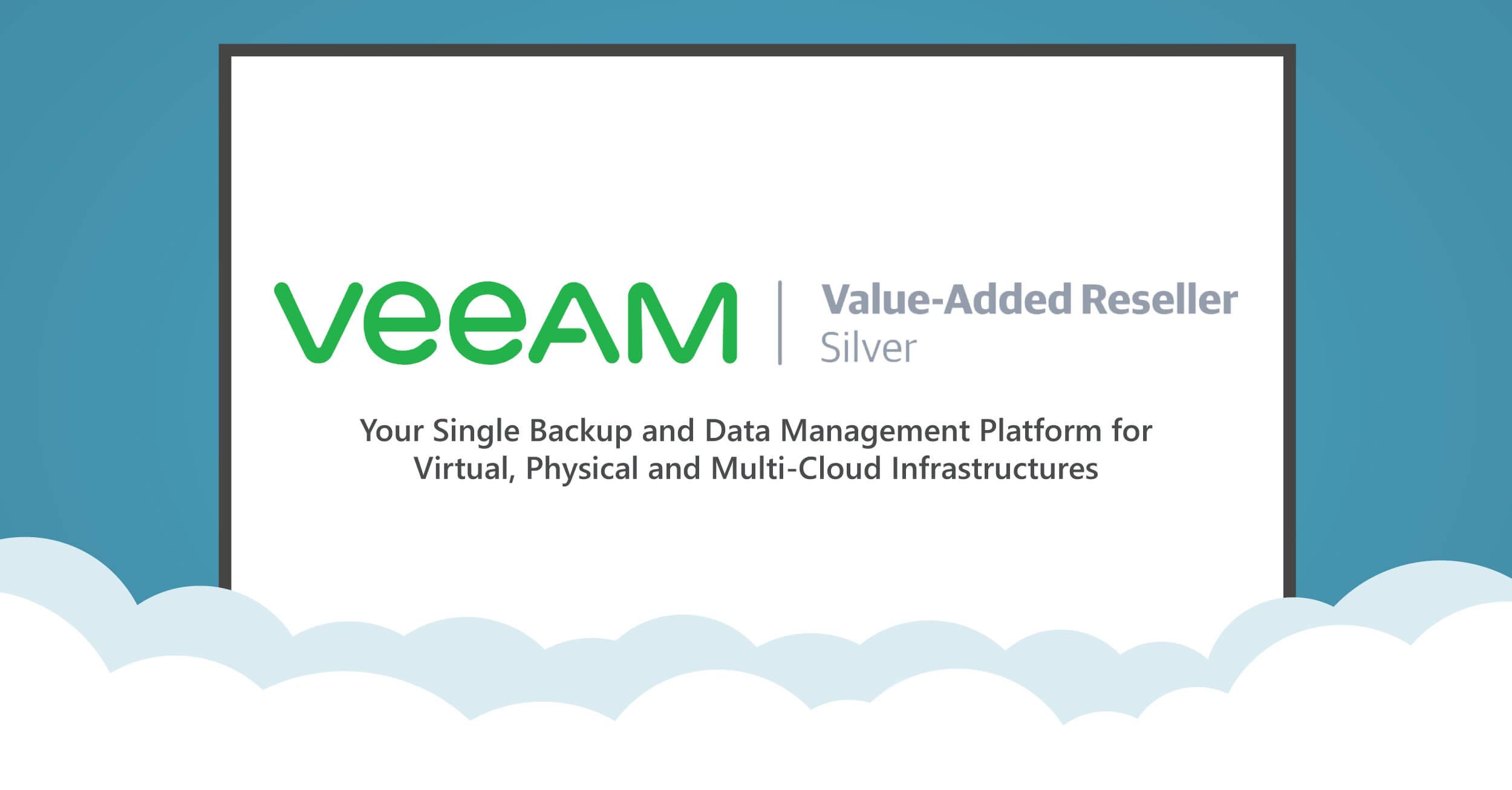 Veeam Value-Added Reseller Silver Header